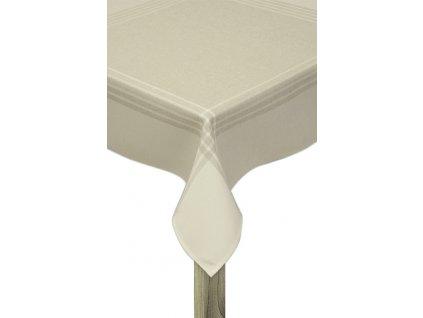 Ubrus TIFANY, 80x80 cm, 110x160 cm smetanová, ESSEX