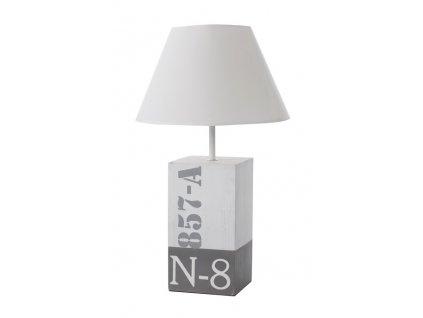 Stolní lampa ALPIN 01 30x30x52 cm Mybesthome