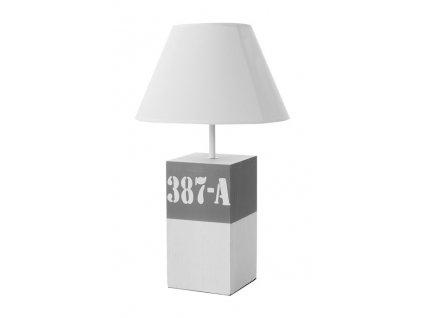Stolní lampa ALPIN 02 30x30x52 cm Mybesthome