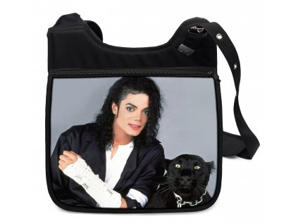 Taška přes rameno MICHAEL JACKSON MyBestHome 34x30x12 cm