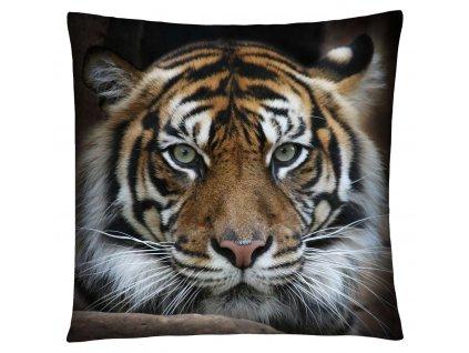 Polštář s motivem tygra 05 Mybesthome 40x40 cm