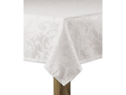 Ubrus SIMPLE design A, 80x80, 120x120 cm, 120x160 cm, 140x160 cm smetanová, ESSEX