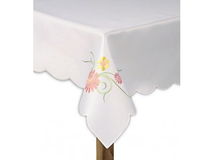 Ubrus FLOWER, 45x95 cm, 130x180 cm, motiv A, ESSEX