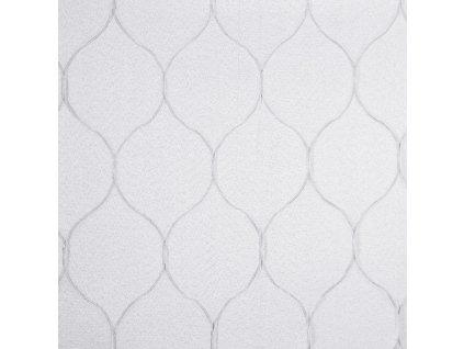Dekorační závěs PEDRO bílá 140x250 cm MyBestHome