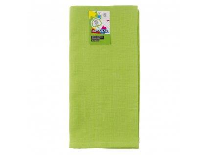 Utěrka MULTICOLOR, 100% bavlna, zelená, 45x65 cm Essex