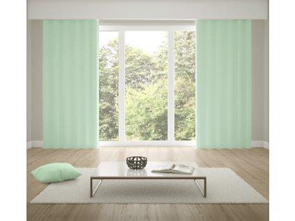 Dekorační závěs 12 zelená 160x250 cm MyBestHome