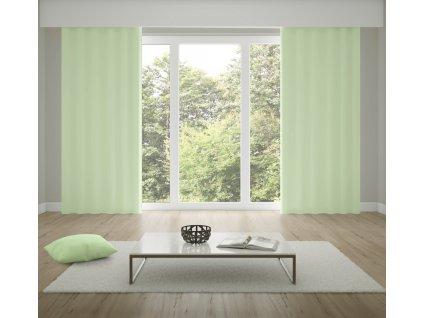 Dekorační závěs 14 světle zelená 160x250 cm MyBestHome