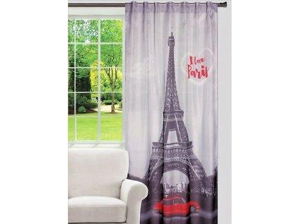 Dekorační záclona PARIS 140x245 cm MyBestHome