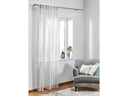 Dekorační záclona TREND 140x245 cm MyBestHome