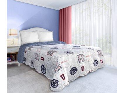 Přehoz na postel KAY 170x210 cm Mybesthome