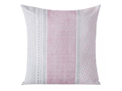 Polštář MAYA růžová MyBestHome 45x45cm