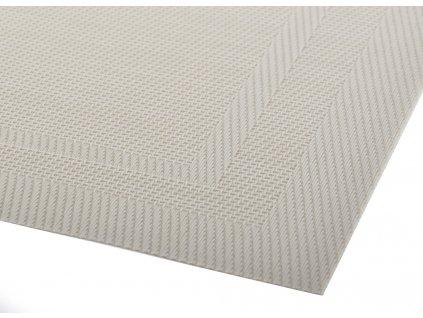 Prostírání PAD béžová 28x43 cm Mybesthome
