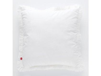 Polštář PELLICIA bílá 45x45 cm HOME & YOU