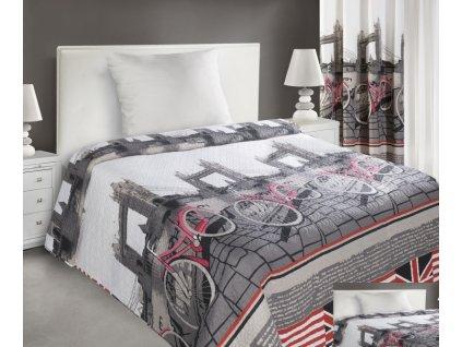 Přehoz na postel TOWER BRIDGE 170x210 cm Mybesthome