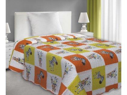 Přehoz na postel ZOO 170x210 cm Mybesthome