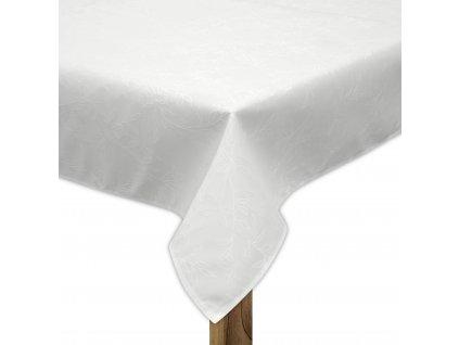 Ubrus QUEEN SPARK bílá, 110x160 ESSEX