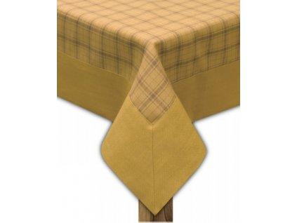 Ubrus - běhoun na stůl CAPRI 45x95 cm, béžová, ESSEX
