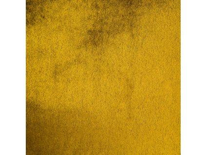 Dekorační závěs PORTOFINO mustard 140x250 cm MyBestHome