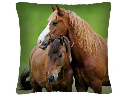 Polštář s motivem koně 28 Mybesthome 40x40 cm