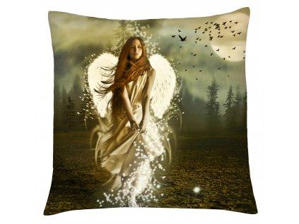 Polštář andělé 05 Mybesthome 40x40 cm