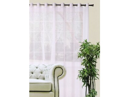 Dekorační dlouhá záclona DIANA bílá 290x245 cm MyBestHome