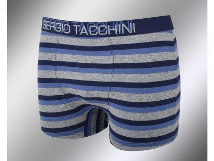 Pánské boxerky 10670-118 šedá Sergio Tacchini