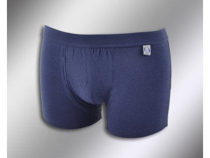 Pánské boxerky 9004 modrá Sergio Tacchini