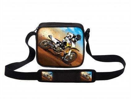 Taška přes rameno MINI motorky 15 MyBestHome 19x17x6 cm