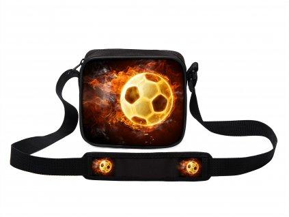 Taška přes rameno MINI Fotbalový míč MyBestHome 19x17x6 cm
