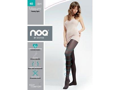MASUMI dámské kompresní punčochové kalhoty, 40 DEN KNITTEX