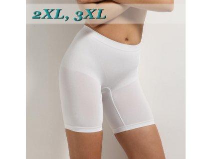 SHORTS modelante MAXI 2XL a 3XL stahovací kalhotky, SENSI