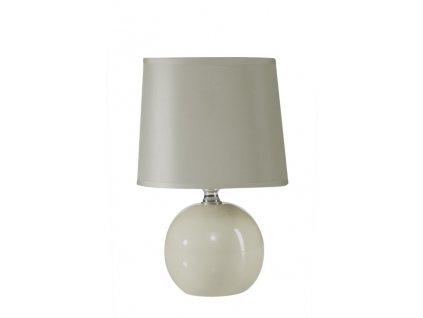 Stolní lampa JORGEN 15x15x23 cm béžová Mybesthome