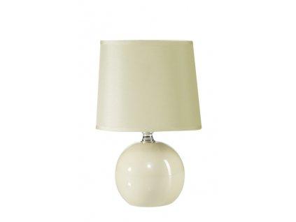 Stolní lampa JORGEN 15x15x23 cm světle béžová Mybesthome