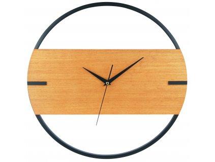 Nástěnné hodiny DESIGN Ø 40 cm Mybesthome