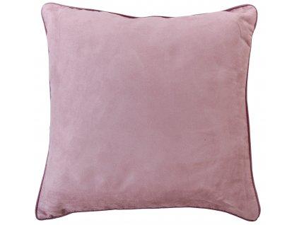 Polštář BRIGHT růžová 40x40 cm Essex