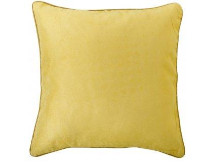 Polštář BRIGHT hořčicová-mustard 40x40 cm Essex