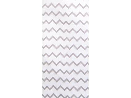 Utěrka TWISTER, 100% bavlna, bílá/šedá, 45x65 cm Essex