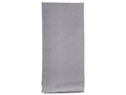 Utěrka UNIVERSAL, 100% bavlna, tmavě šedá, 45x65 cm Essex