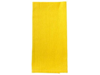 Utěrka UNIVERSAL, 100% bavlna, žlutá, 45x65 cm Essex