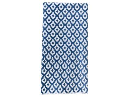 Utěrka TIMEX, mikrovlákno, modrá, 38x63 cm Essex