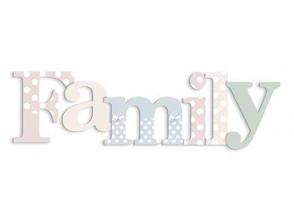 3D DECOR FAMILY 25x70 cm Styler