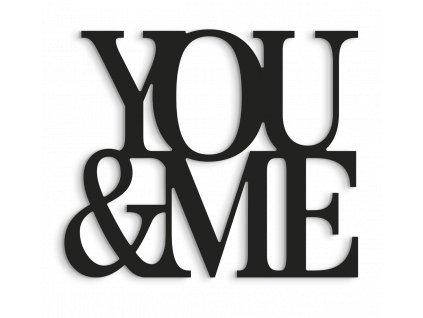 3D DECOR YOU & ME 40x40 cm Styler