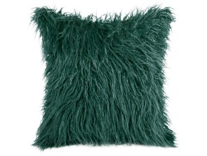 Polštář LUCCIA zelená 45x45 cm Mybesthome