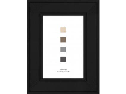 Fotorámeček MALMO černá různé rozměry fotografie Styler