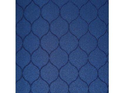 Dekorační závěs PEDRO modrá 135x250 cm MyBestHome