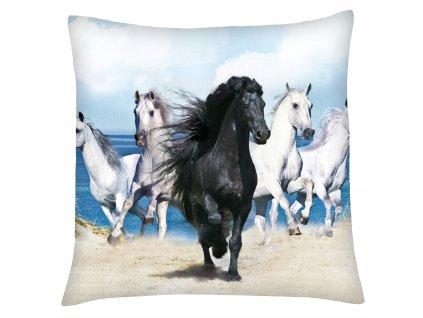 Polštář s motivem koně 05 Mybesthome 40x40 cm