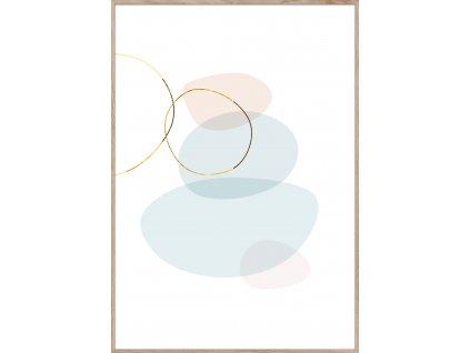 Obraz v rámu ZEN 50x70 cm Styler