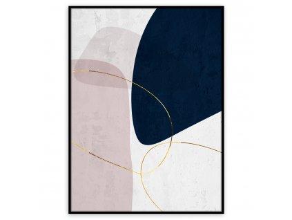 Obraz v rámu CLOSER 50x70 cm Styler