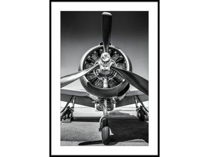 Obraz v rámu TURBOPROP 50x70 cm Styler