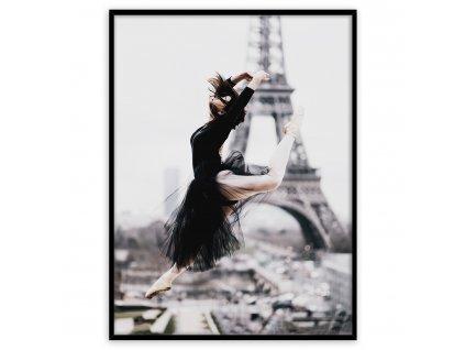 Obraz v rámu DANCER 50x70 cm Styler